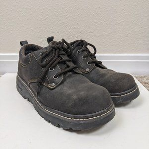 Vintage Skechers 90s Chunky Oxford Shoes Brown 8.5